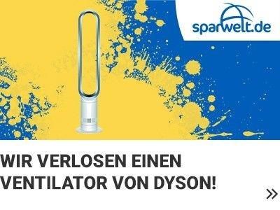 Dyson Gewinnspiel banner