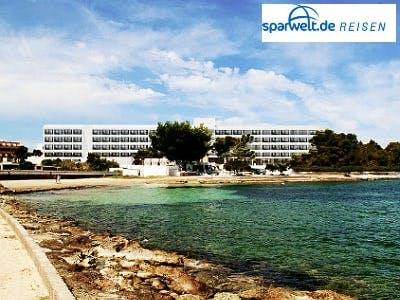 Eine Woche Ibiza im 4*-Hotel für nur 512€