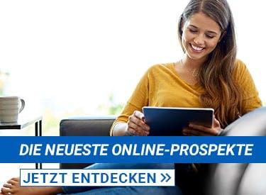 Die neuesten Online-Prospekte