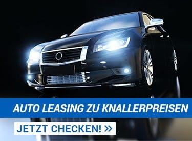 Auto Leasing zu Knallerpreis