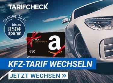 60€ Prämie bei Versicherungswechsel