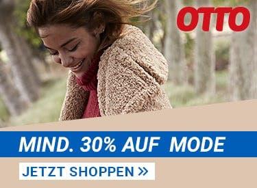 Mindestens 30% auf Mode bei OTTO