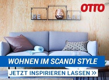 Scandi-Wohnstil bei OTTO