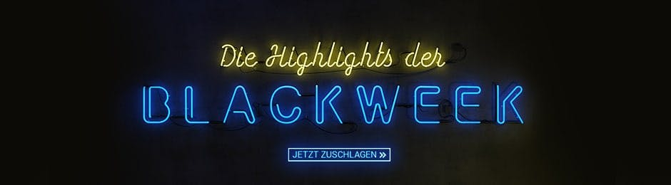 Die Highlights der BLACKWEEK