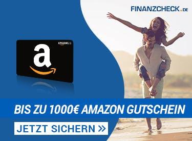 Wunsch-Kredit & Amazon Gutschein