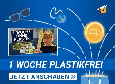 1 Woche Plastikfrei