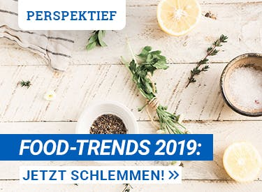Foodtrends 2019