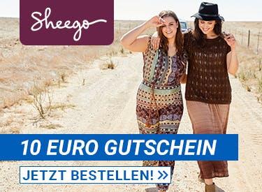 10€-Gutschein bei Sheego
