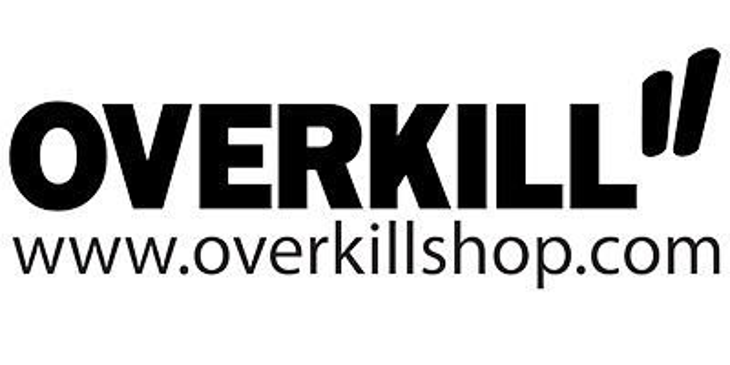 ★ Overkill-Aktion: 50% Rabatt für Sale-Artikel ★