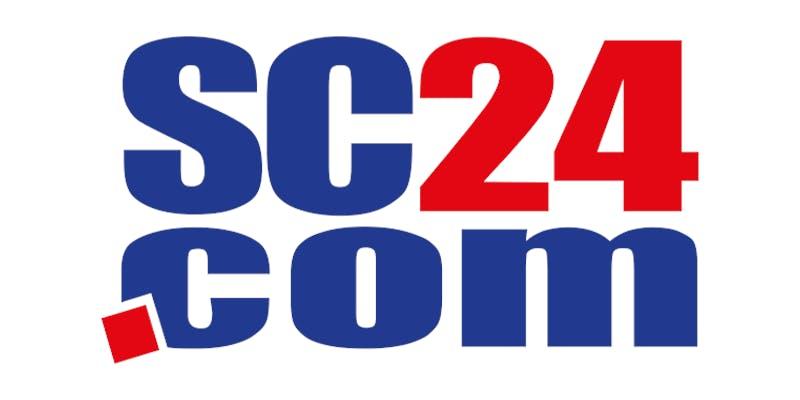15€-Gutschein bei SC24.com