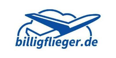 billigflieger.de ✈ Über 25% günstiger fliegen