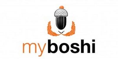 5%-Gutschein für Anmeldung zum Newsletter bei myboshi