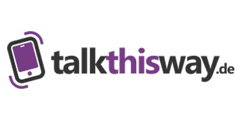 Anbieter: talkthisway