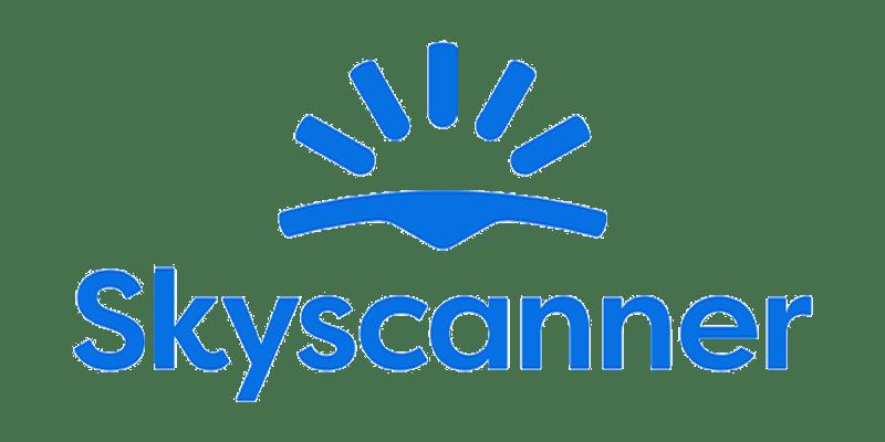 Bei skyscanner: Top-Angebote auf der Startseite