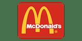 Logo von McDonalds