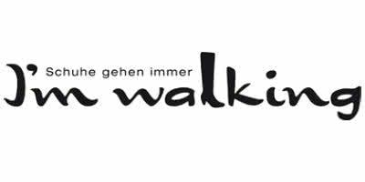 I'm walking Gutschein