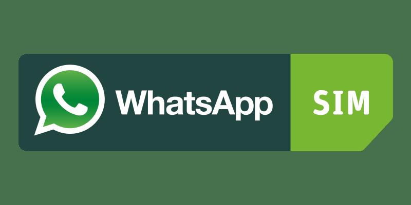 5€ Guthaben geschenkt bei WhatsApp SIM