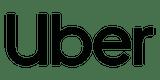 Logo von Uber