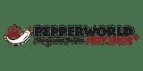 Logo von Pepperworld Hot Shop