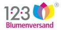 http://www.123blumenversand.de logo
