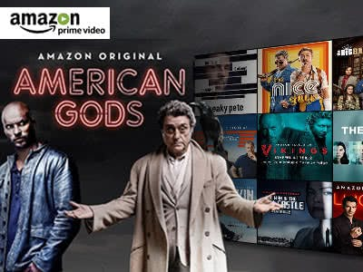 Amazon Prime Video 30 Tage gratis testen!