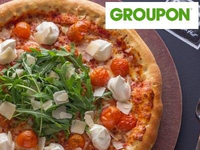 Pizza-Deal bei Groupon für 1€: 2 Pizzen zum Preis von einer bei Pizza Hut