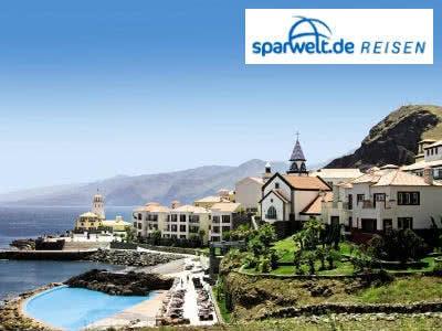 1 Woche Madeira im 5*-Hotel für nur 390€ p.P.