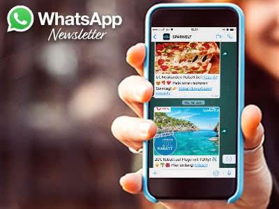Die besten SPARWELT-Deals kostenlos per WhatsApp