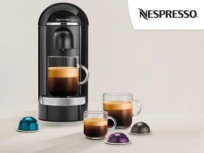 Jetzt sichern: 40€ Kaffeeguthaben bei Nespresso