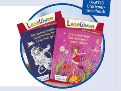 Leseratten aufgepasst: Jetzt Gratis-Erstleser-Buch bei Thalia abholen!