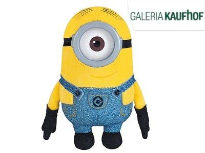 Plüschiger Freund für eure Kleinen: Minions-Figur mit Sound für nur 1,49€