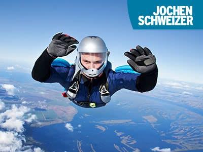 Und Action! 10% Rabatt bei Jochen Schweizer