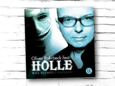 """Gratis-Hörbuch zum Download: """"HÖLLE"""", gelesen von Oliver Rohrbeck"""