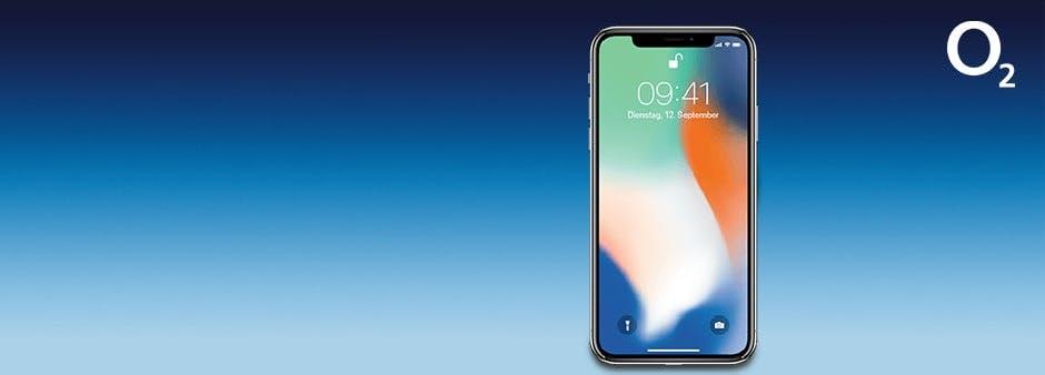 Aktion verlängert: iPhone X für nur 49,99€ monatlich