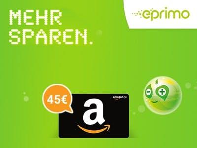 Da trifft euch der Schlag! 45€-Amazon.de-Gutschein + bis zu 300€ Bonus
