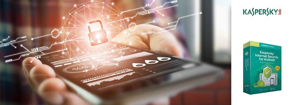 """Sicher ist sicher: 15% auf Kaspersky """"Internet Security"""" für Android sparen"""