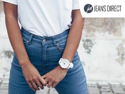 20% Rabatt auf alle Jeans bei Jeans-direct ohne MBW