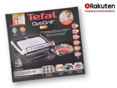 Tefal Optigrill für nur 85€ inkl. Versandkosten mit Newsletter-Gutschein