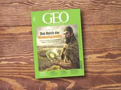 Unsere Welt kennenlernen: 2 Ausgaben GEO-Magazin kostenlos