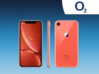 "iPhone XR mit o2 ""Free M"" ab 59,99€ mtl. + 1 Gratismonat"