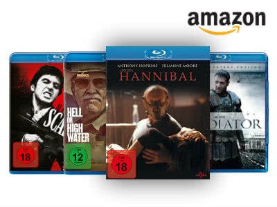Eiskalt reduziert: 4 Blu-rays für 20€ bei Amazon