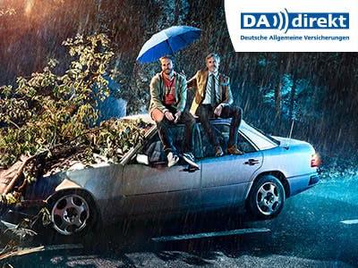 Bis zu 30€-Amazon.de-Gutschein für Kfz-Versicherung-Wechsel + 10% Rabatt bei DA Direkt