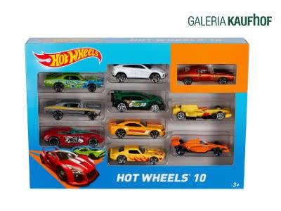 Bis zu 42% Rabatt auf Hot Wheels und Matchbox bei GALERIA Kaufhof