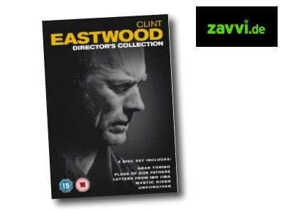 Nur 11,98€:  Clint Eastwood - Directors Collection (Blu-ray)
