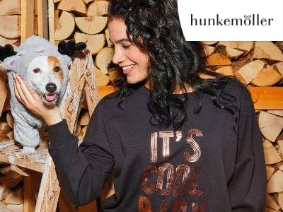 Jetzt wird's gemütlich: 20% Rabatt auf die Cosy Kollektion bei Hunkemöller