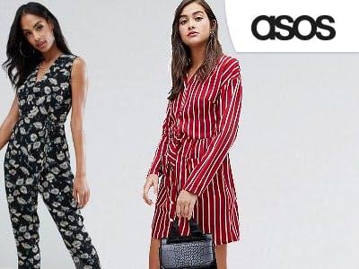 Bei ASOS rieseln die Preise: 30% auf Kleider & Jumpsuits