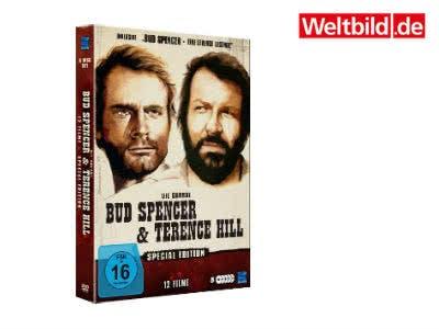 Nur 9,99€: Die große Bud Spencer & Terence Hill Special Edition