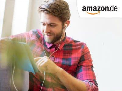 Sperrt die Lauscher auf: 3 Monate Amazon Music Unlimited für 0,99€