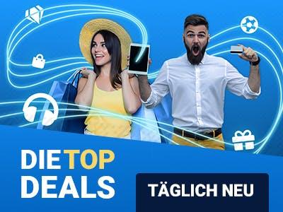 Die besten Deals - für dich täglich recherchiert