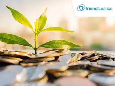 50€ Amazon.de-Gutschein für 2 Versicherungen bei Friendsurance
